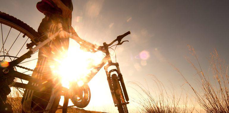 bicicleta propulsada por hidrogeno