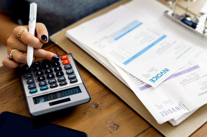 Cálculo de la factura de electricidad