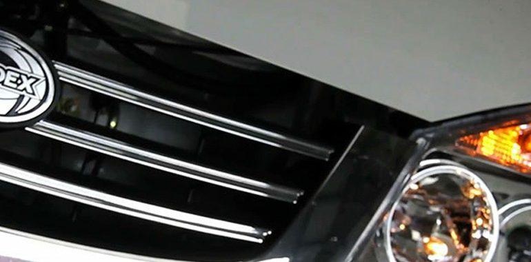 Camioneta Eléctrica 100% Mexicana