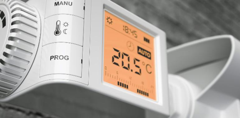 Instalación de cabezales termostáticos en los hogares