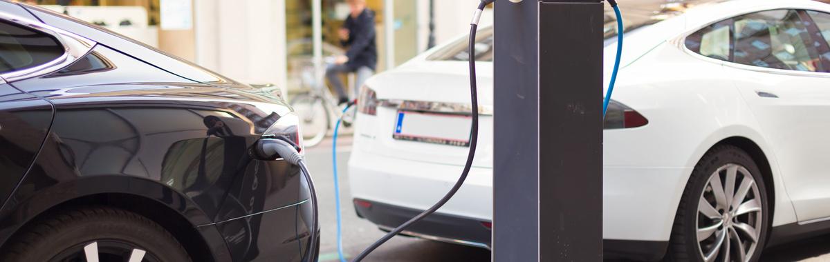Baterías de carros eléctricos