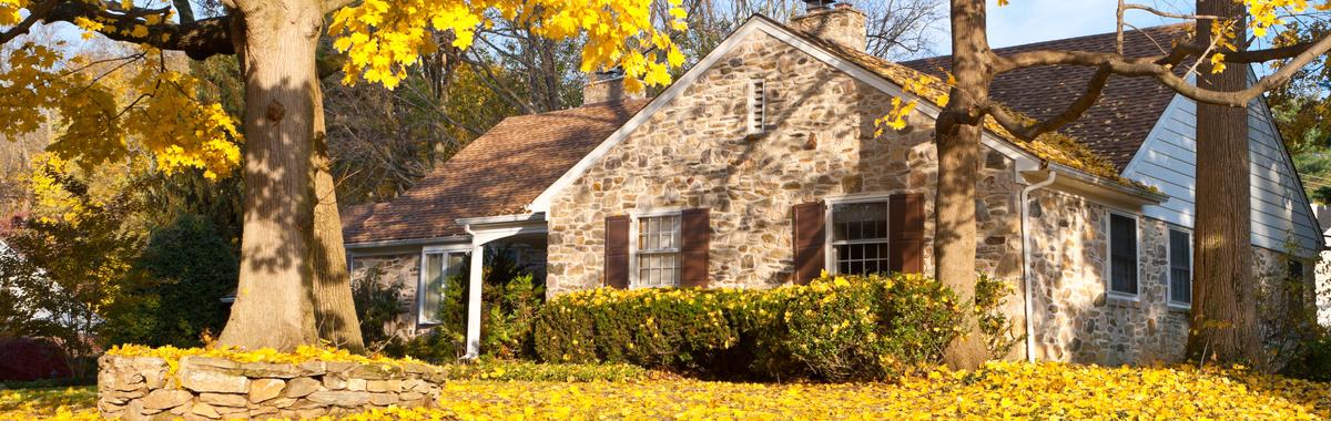 Cómo conseguir una casa eficiente energéticamente este otoño