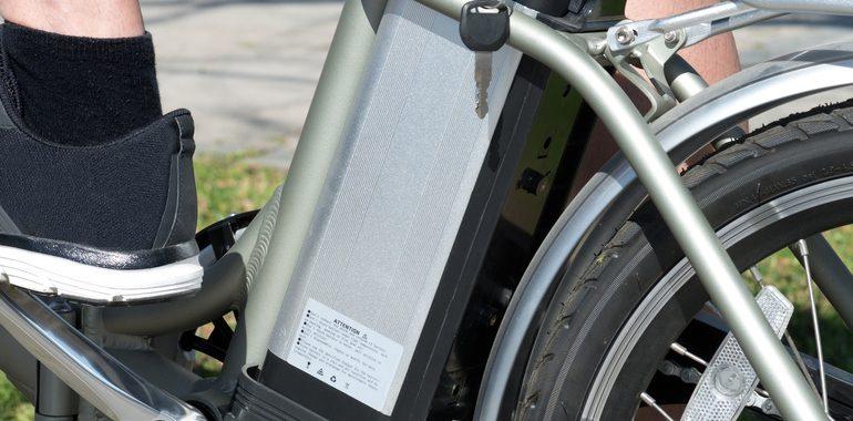 Las bicicletas eléctricas ganan terreno en Bogotá