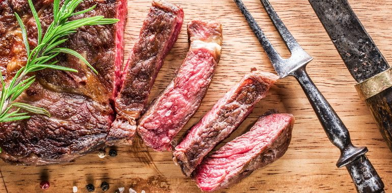 Comer menos carne ayuda al medio ambiente