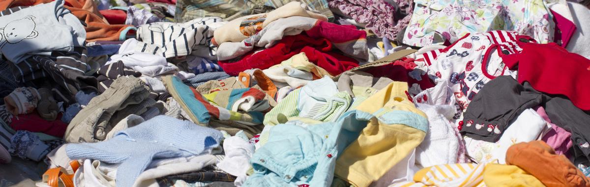 Reciclar la ropa