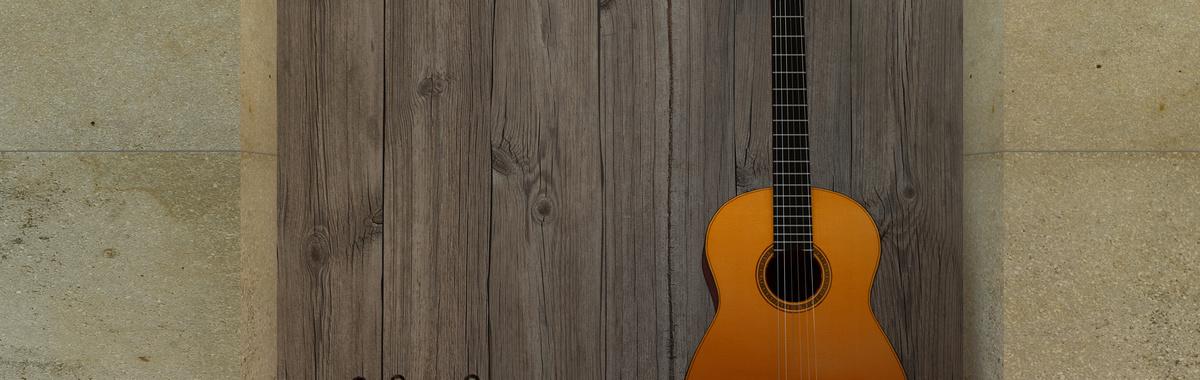 El arte de fabricar guitarras ecológicas