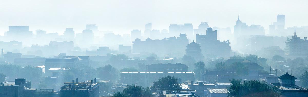 Medidas para el control de la polución en Pekín