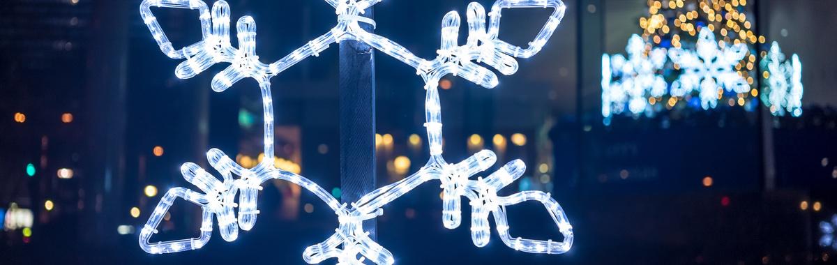 Luces de Navidad LED