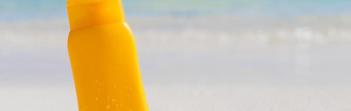 Crema solar caducada