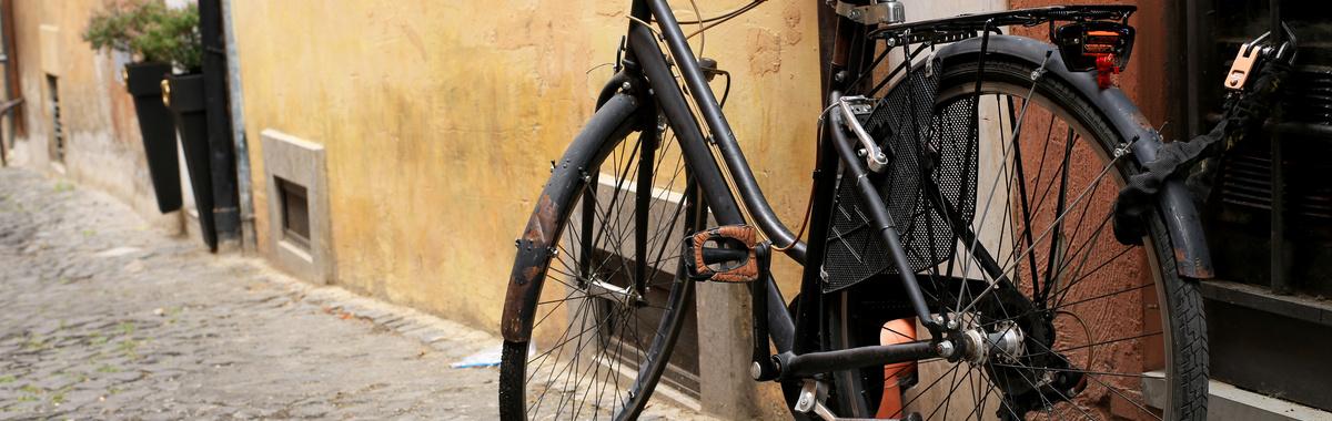 Bicicleta reparto