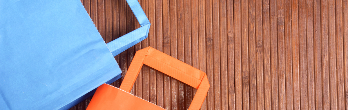 Las ventajas ecológicas de las bolsas de papel