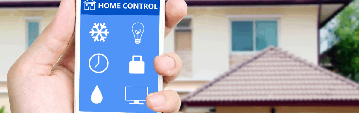 Smart-Home-Control