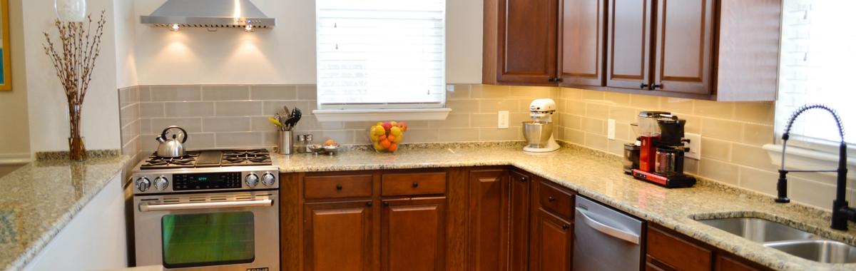 Electrodomésticos en la cocina