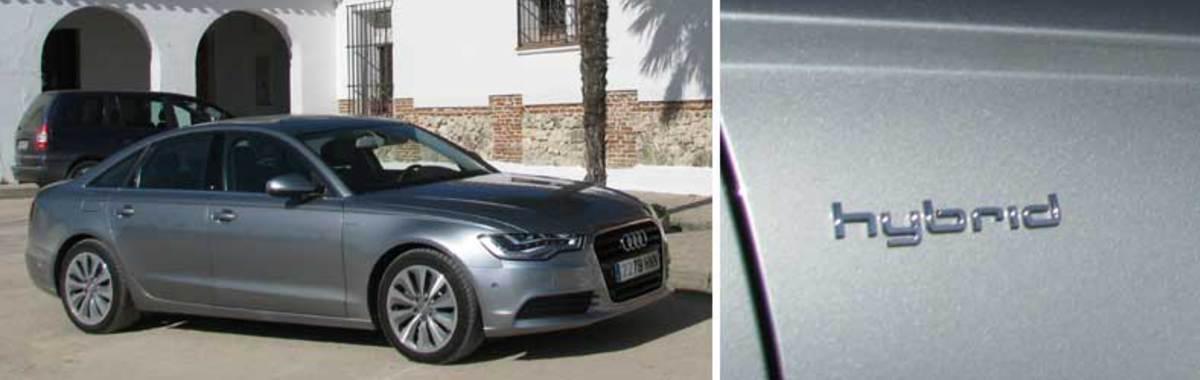 Probamos el Audi A6 híbrido - Planeta Twenergy