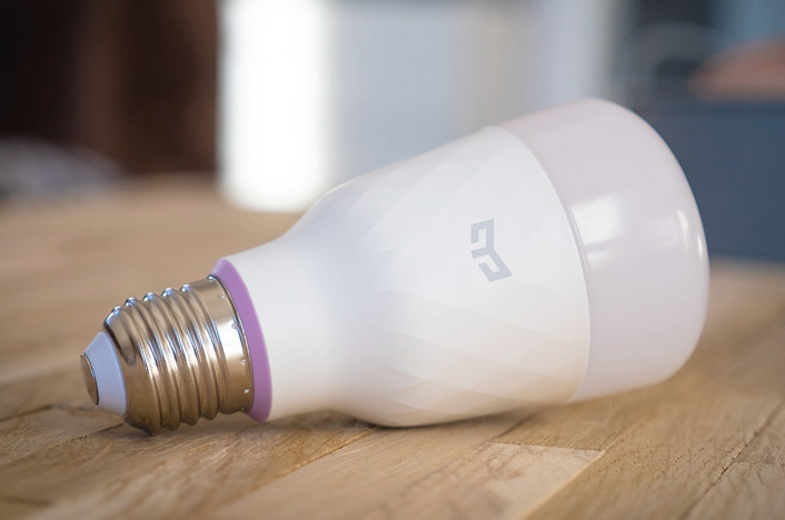 qué son las bombillas inteligentes