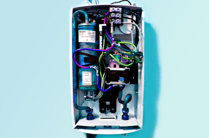 Características del termotanque eléctrico