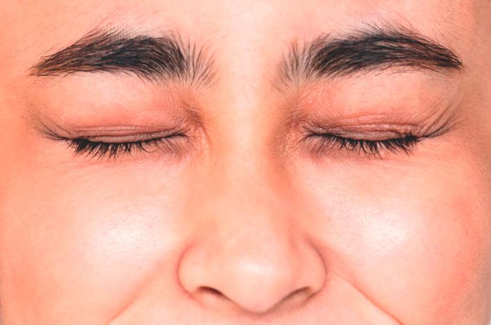 depilación casera y sostenible para cejas
