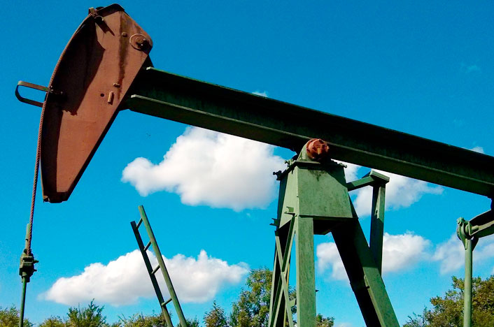Central petrolera