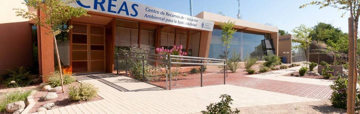 CREAS - Centro de Recursos de Educación Ambiental para la Sostenibilidad de Pozuelo de Alarcón