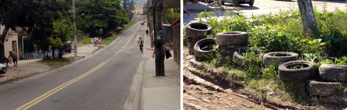 Brasil estrena el asfalto ecológico