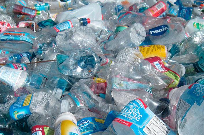 Ecopet textil, botellas de plástico reciclado