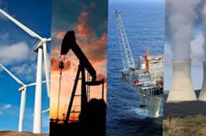 fuentes primarias de energía