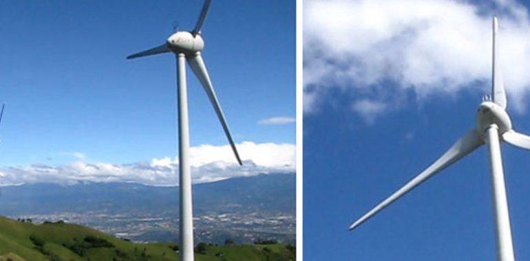 Energía eólica: una alternativa para la generación tradicional