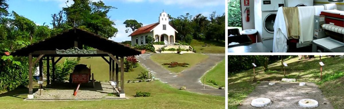 Hotel eco-amigable en Costa Rica