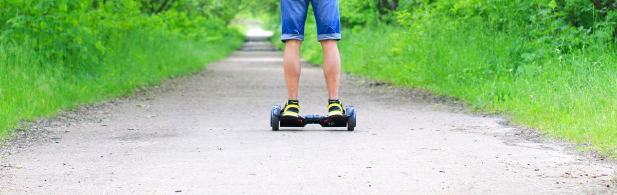 Patinetes eléctricos Hoverboards: diversión y movilidad sostenible para toda la familia