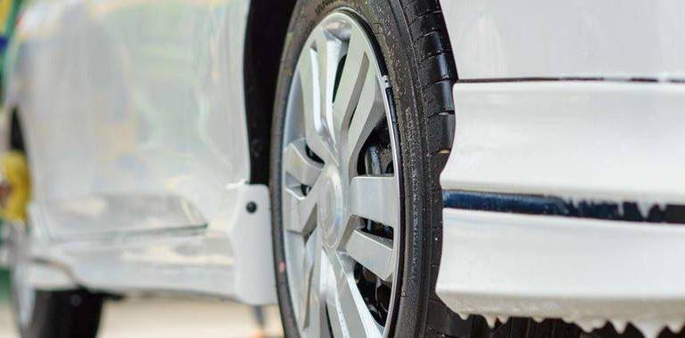 Depurar el agua de los lavaderos de coche en México
