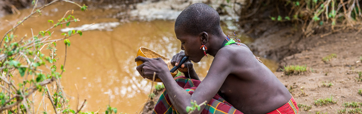 LifeStraw: del agua contaminada al agua pura en un solo trago