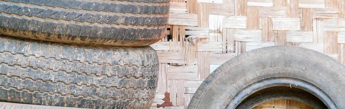 Investigadores mexicanos desarrollan un innovador método para reciclar neumáticos usados