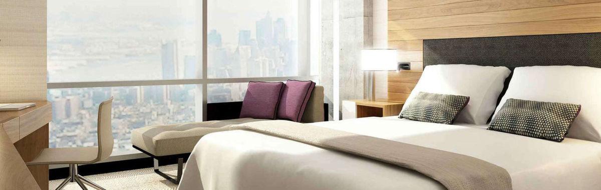 Hotel multisensorial e interactivo en Nueva York