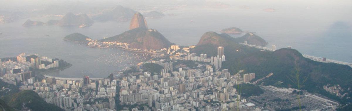 Los productores de agua de Río de Janeiro
