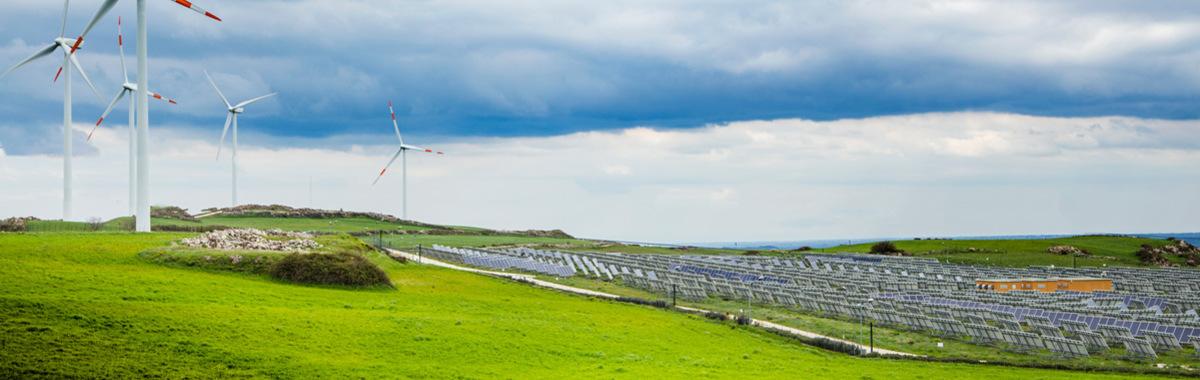 Potencial renovables