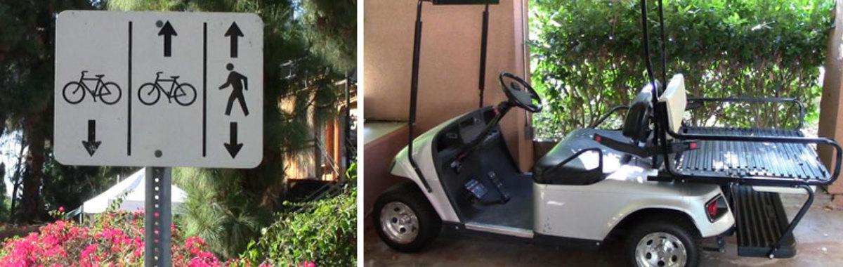 Cómo sobrevivir sin usar tu coche en la Universidad de California en Irvine