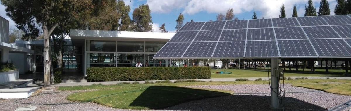 La primera universidad sustentable de México?