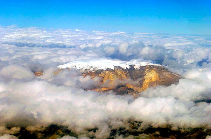 Nevado Santa Isabel