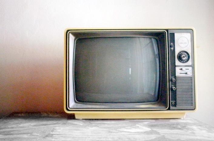 Reciclar televisores antiguos