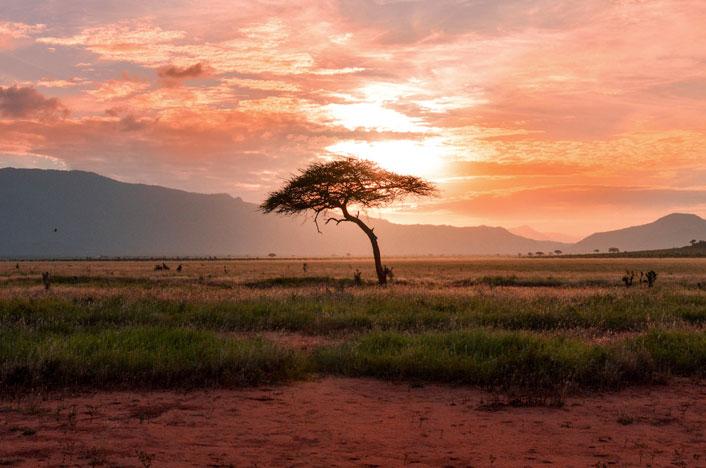 Potencial de energía en África