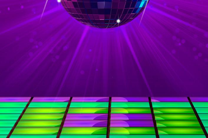 suelo de discoteca