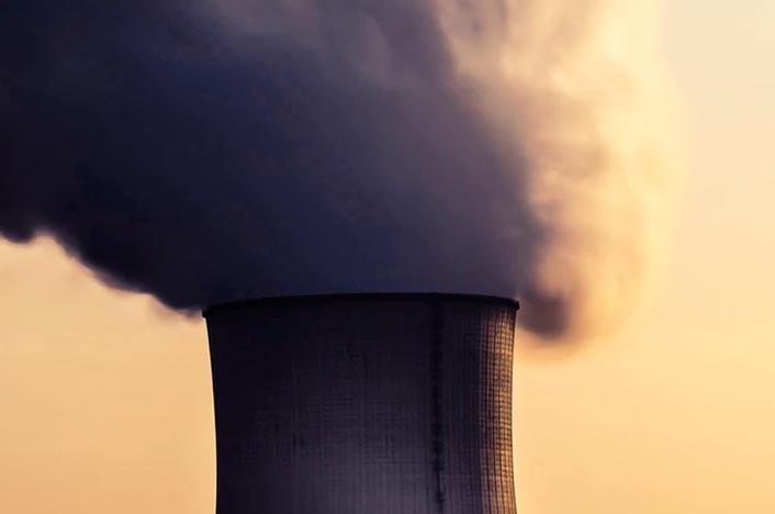 Fusión nuclear en una central