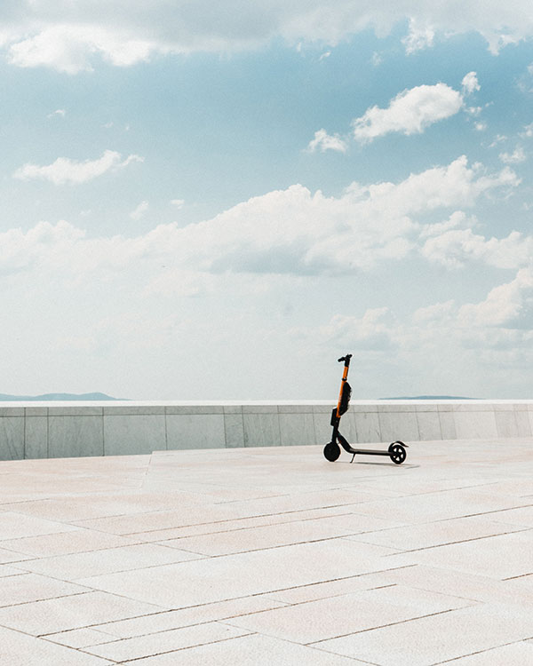 Alquilar patinete eléctrico