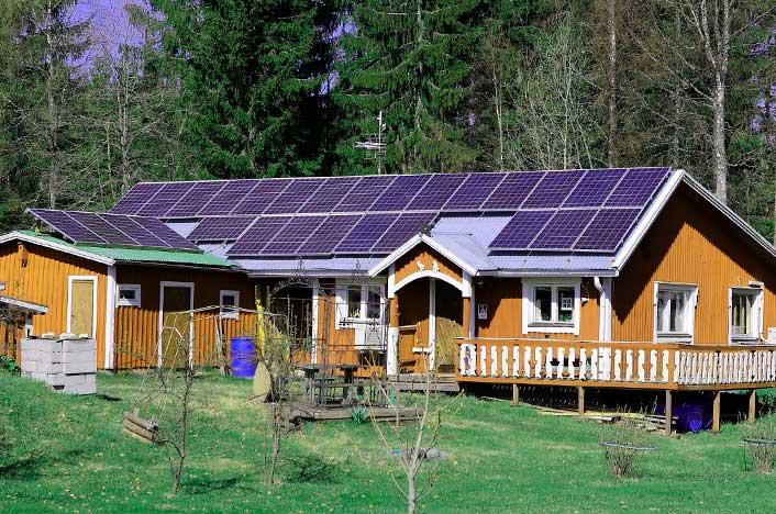 placas solares para casa