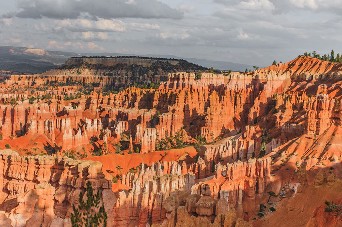 El gran cañón - Ejemplo de erosión