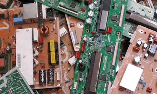Reciclar Residuos Electrónicos