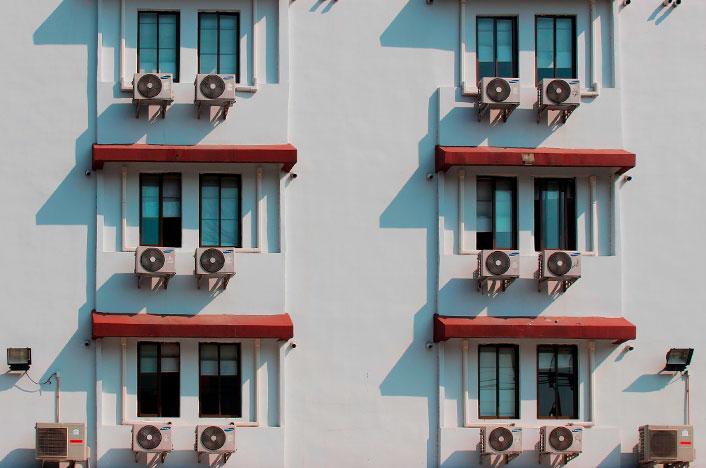 reducir el consumo del aire acondicionado