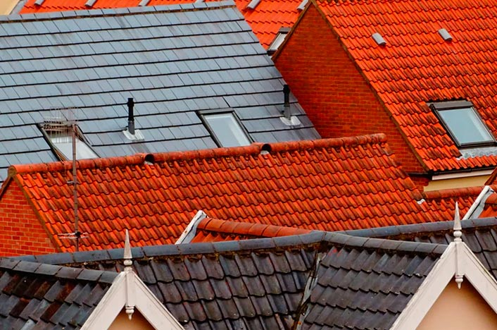 Tejados óptimos para la instalación de paneles solares