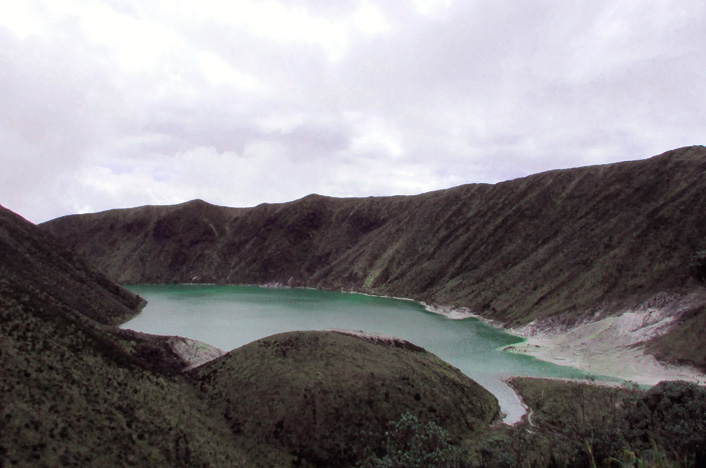 Volcán Azufral