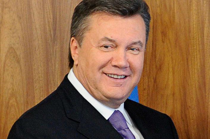 Víktor Yanukóvich